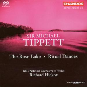 The Rose Lake/Ritual Dances als CD