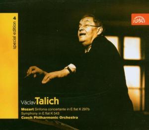 Talich Ed.Vol.04: Sinfonie 39 als CD