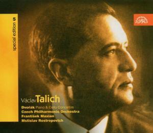 Talich Ed.Vol.05: Klav.Kon./+ als CD