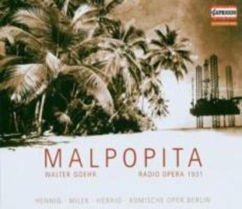 Malpopita (Ga,Deu) als CD
