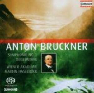 Sinfonie 1-Orgelwerke als CD