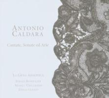Cantate,Sonate Ed Arie-Musik Für Das P als CD