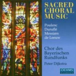 Sacred Choral Music als CD