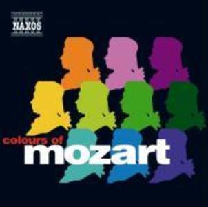 Colours Of Mozart als CD
