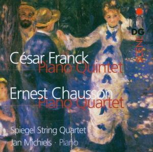 Klavierquintett/Klavierquart. als CD