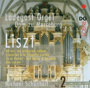 Orgelwerke Vol.2 als CD
