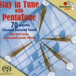 Stay In Tune With Pentatone als CD