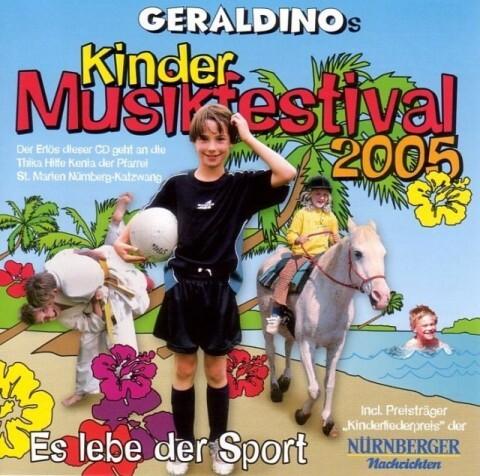 Geraldinos Musikfestival 2005 als CD