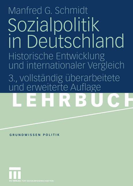Sozialpolitik in Deutschland als Buch