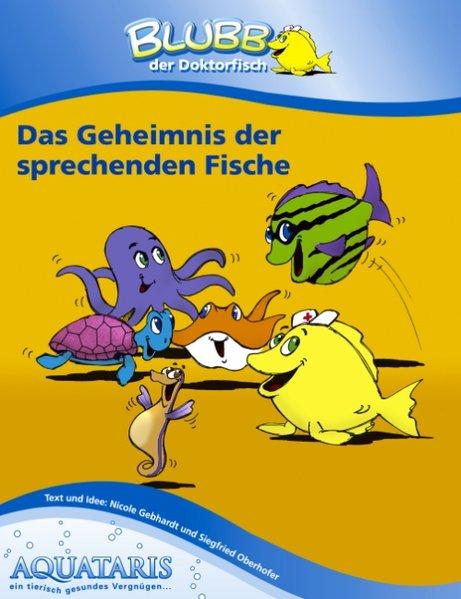 Blubb der Doktorfisch als Buch