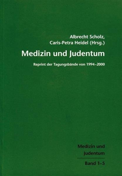 Medizin und Judentum als Buch von