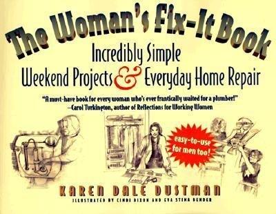 The Woman's Fix-It Book als Taschenbuch
