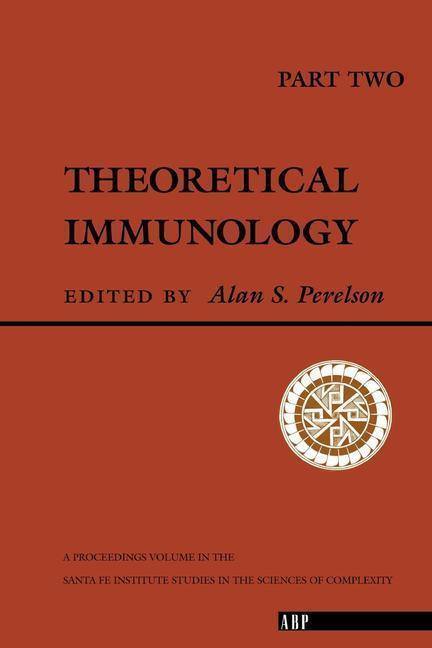 Theoretical Immunology, Part Two als Taschenbuch