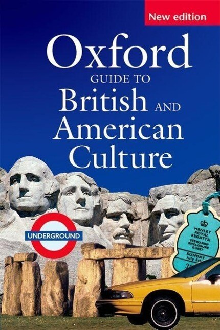 Oxford Guide to British and American Culture als Buch