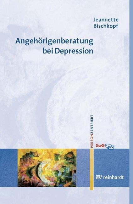 Angehörigenberatung bei Depression als Buch