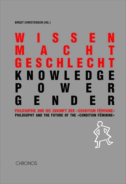 wissen macht geschlecht /knowledge power gender als Buch