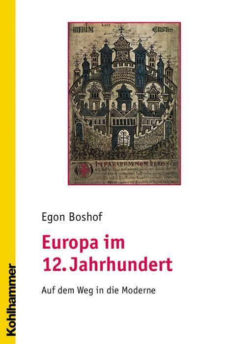 Europa im 12. Jahrhundert als Buch