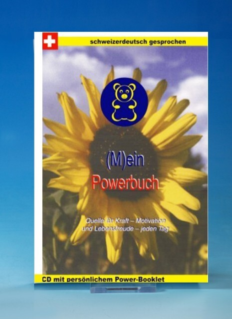 (Mein) Powerbuch als Hörbuch