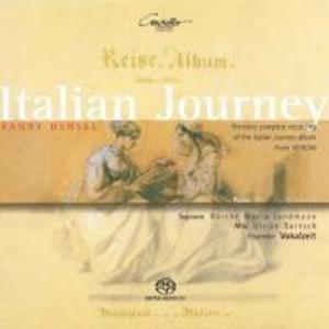 Italienisches Reisealbum als CD