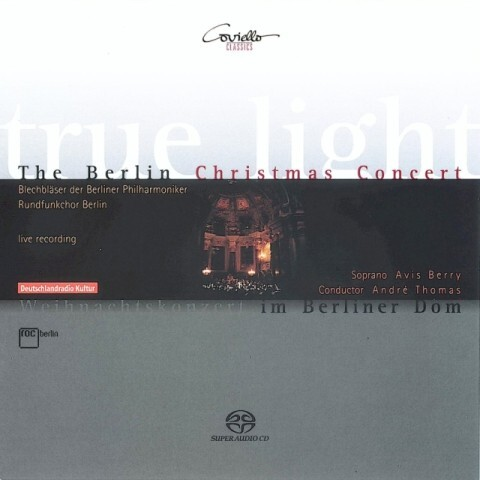 The Berlin Christmas Concert als CD