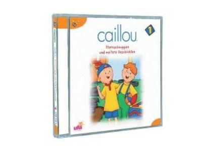 Caillou 1,Hörspiel als CD