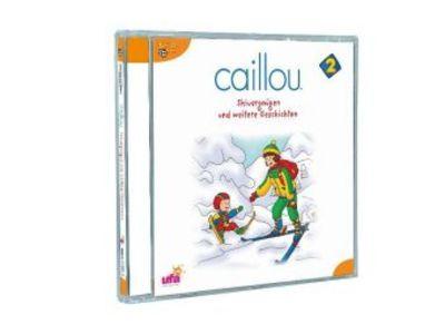 Caillou 2,Hörspiel als CD