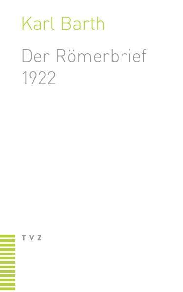 Der Römerbrief als Buch