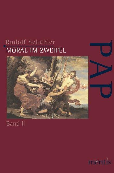 Moral im Zweifel II als Buch