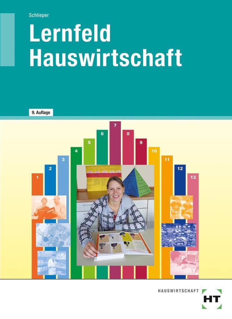 Lernfeld Hauswirtschaft als Buch