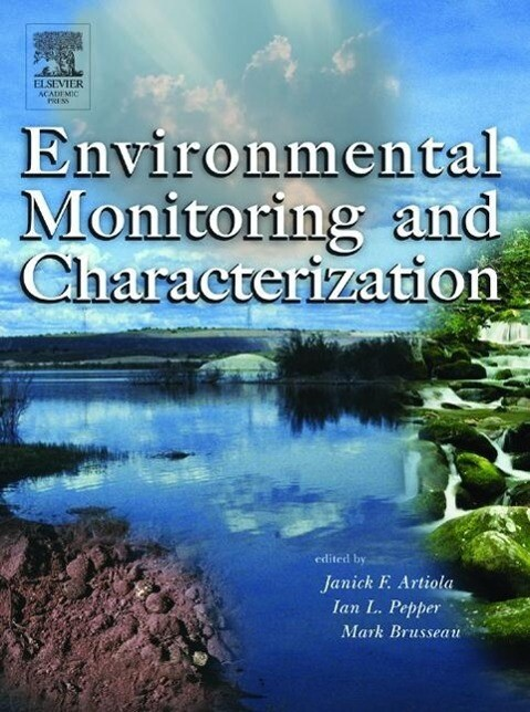 Environmental Monitoring and Characterization als Buch
