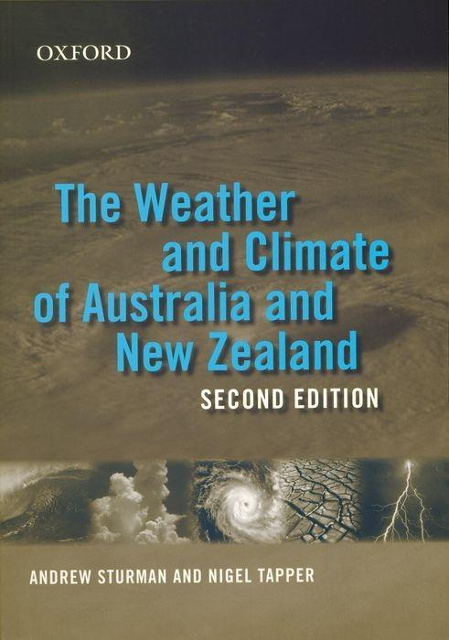 The Weather and Climate of Australia and New Zealand als Taschenbuch