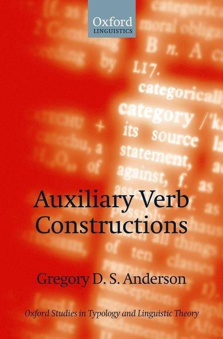Auxiliary Verb Constructions als Buch