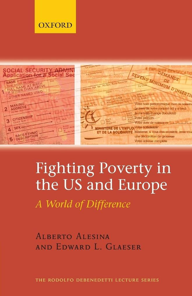 Fighting Poverty in the US and Europe: A World of Difference als Taschenbuch