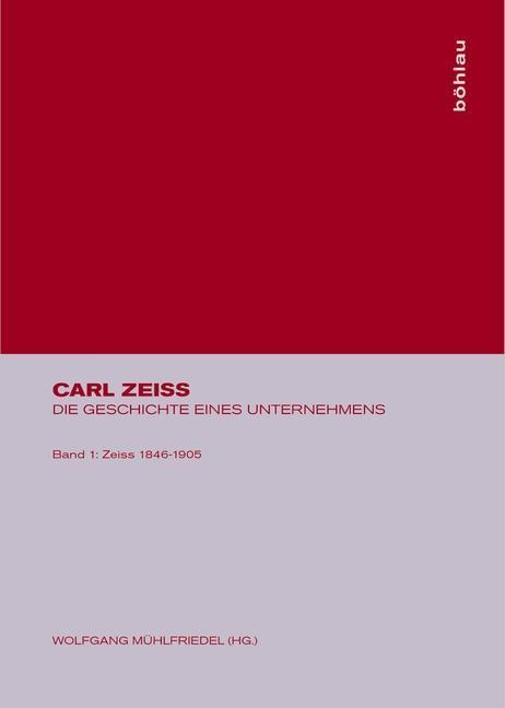 Zeiss 1846-1905 als Buch
