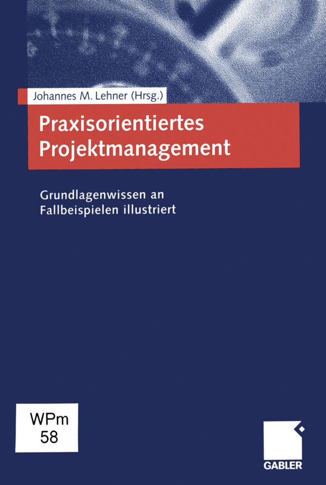 Praxisorientiertes Projektmanagement als Buch