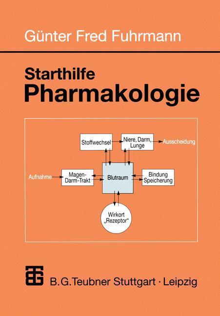 Starthilfe Pharmakologie als Buch