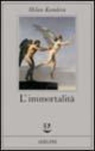 L'immortalità als Taschenbuch