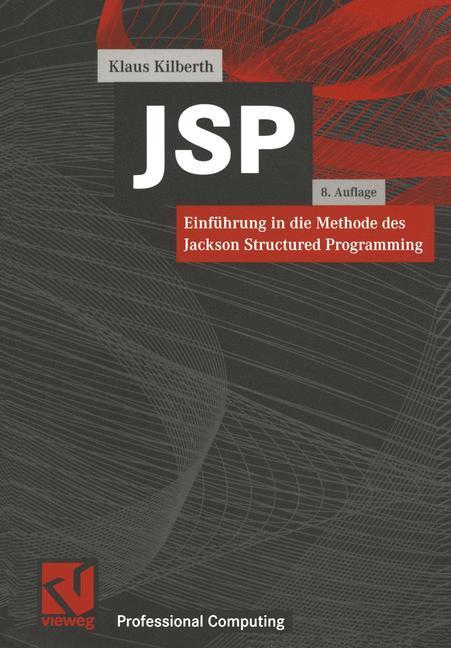JSP als Buch