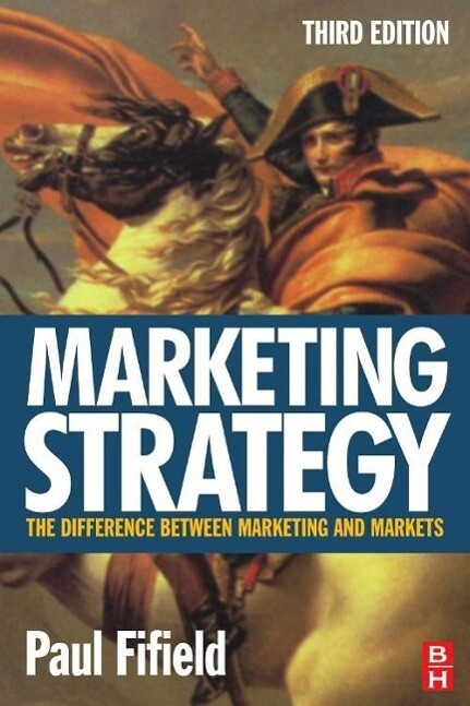 Marketing Strategy als Buch