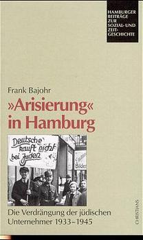 Arisierung in Hamburg als Buch