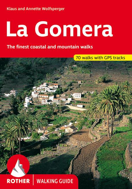 La Gomera (englische Ausgabe) als Buch