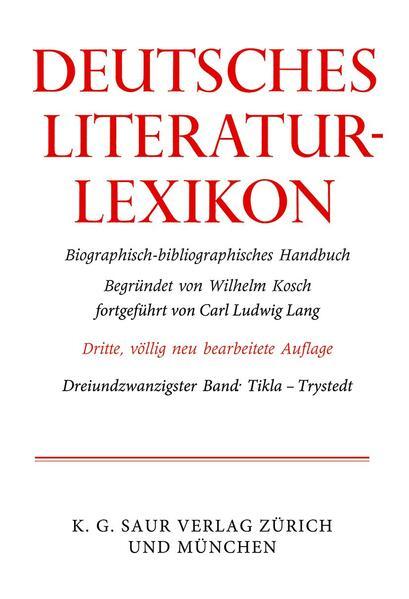 Tikla - Trystedt als Buch