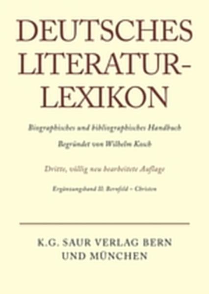 Bernfeld - Christen als Buch