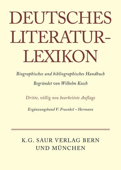 Fraenkel - Hermann als Buch