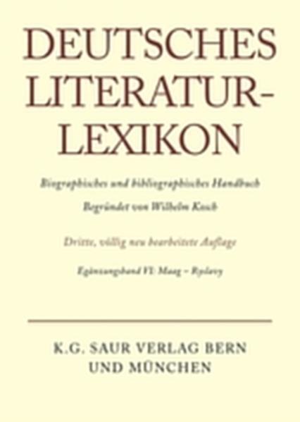 Maag - Ryslavy als Buch