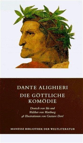 Die göttliche Komödie als Buch