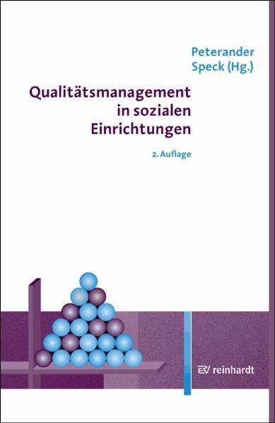 Qualitätsmanagement in sozialen Einrichtungen als Buch