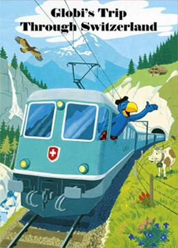 Globis Trip Through Switzerland als Buch