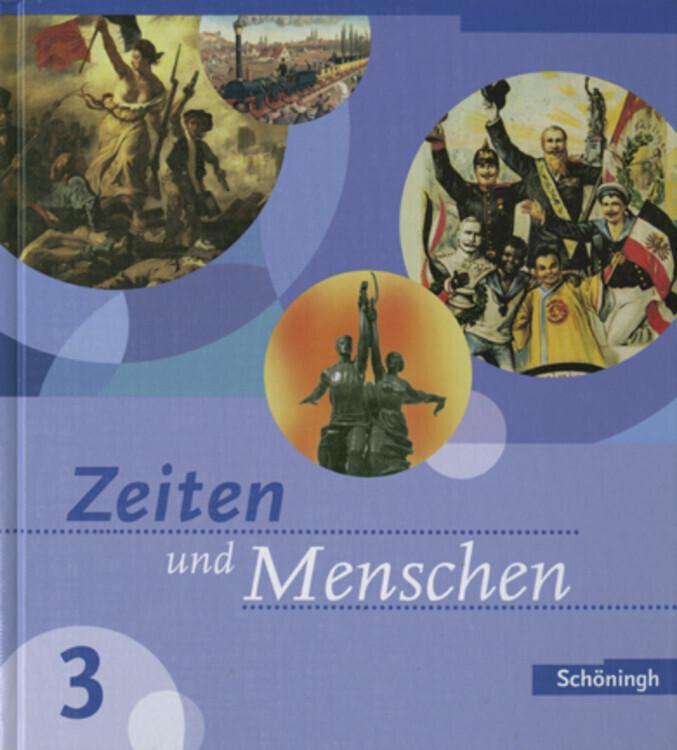 Zeiten und Menschen 3. Ausgabe Baden-Württemberg (Klasse 8): Bildungsstandards 8 als Buch