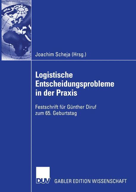 Logistische Entscheidungsprobleme in der Praxis als Buch